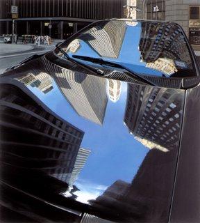 Richard Estes: pintor de ciudades (I)
