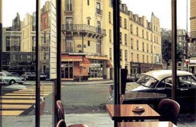 Richard Estes (II): pintor de ciudades
