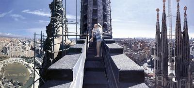 Richard Estes (III): pintor de ciudades