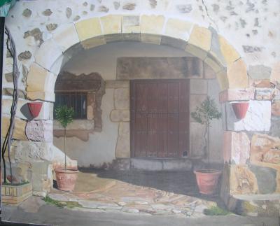 Puerta de Marauri